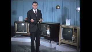 NEW 1964 LINE OF ZENITH TELEVISION SETS!