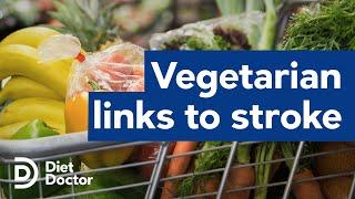 Do vegetarian diets prevent strokes?