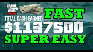 THE DOOMSDAY HEIST ACT 2 FINAL MONEY GLITCH IN GTA 5 ONLINE (MAKE $40,000,0000 IN ONE DAYS) 1.45