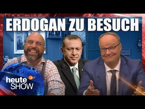 Erdogan zu Besuch in Deutschland | heute-show vom 28.09.2018