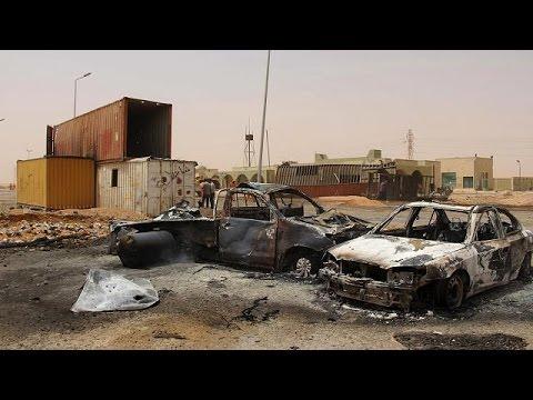 Several killed in separate suicide attacks in Libya