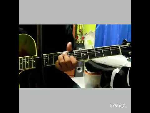 Iwan Fals - Jangan tutup dirimu Acoustic version  (Cover )
