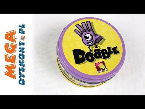 Dobble - Czy Jesteś Spostrzegawczy? - Rebel - Zabawna Gra Obrazkowa