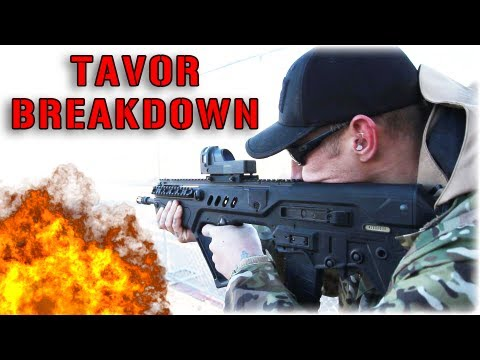 TAVOR: IDF Weapon of Choice