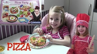 Hannah backt Pizza ♥ Sweet and Easy Pizza Party von Enie ♥