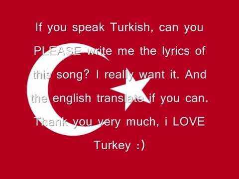 TÜRKIYE ! song