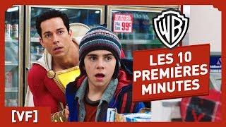 Shazam ! - Regardez les 10 premières minutes du film ! VF