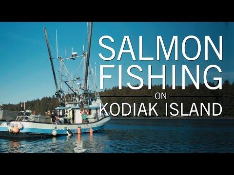 Salmon Fishing on Kodiak Island   Original Fare in Alaska   PBS Food