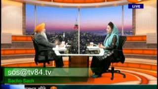 SOS 4/26/16 P.1 Dr.Amarjit Singh : UN Expert on Indian Mindset -
