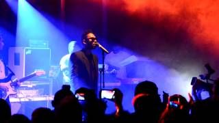 "Miguel Performs ""All I Want Is You"" At SOBs Showcase At SXSW #DimplezTV"