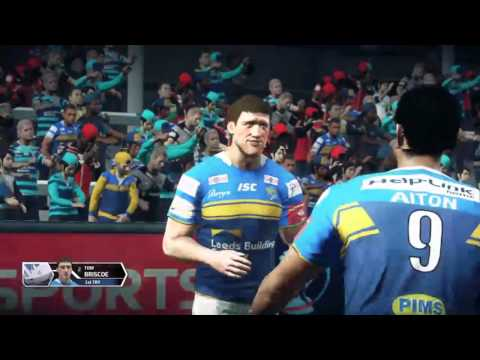 Rugby league live 3 leeds rhinos vs ?