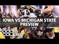 Iowa Hawkeyes at Michigan State Spartans | NCAAF Picks | With Joe Gavazzi