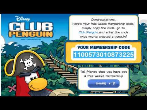 Club Penguin: Como ser socio gratis Septiembre 2012 (TIEMPO LIMITADO)