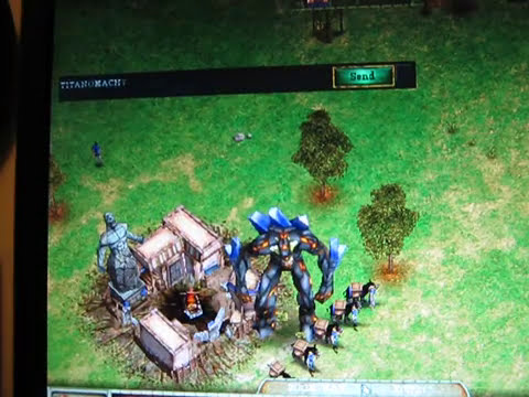 Age Of Mythology The Titans Expansion (AOMTTE) Secret TITANOMACHY cheat