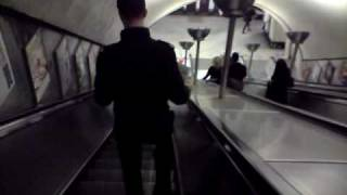 Real London Underground journey @ rush hour part 1 (HQ)