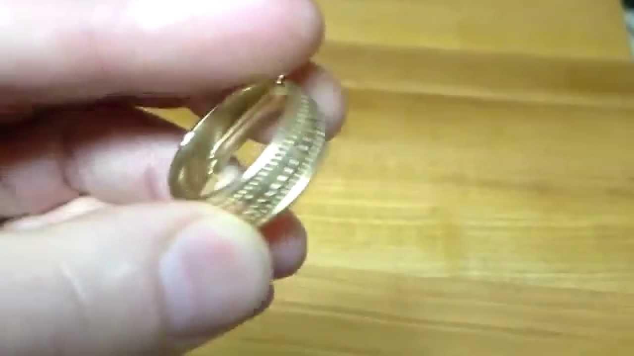 Good Sized Wedding Ring