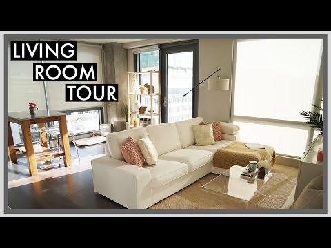 Living Room Tour   ilikeweylie