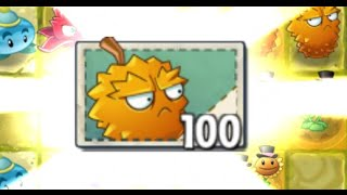 Plants vs Zombies 2 - Lost City Day 10 - unlock Endurian