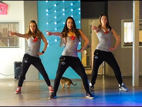 Juicy Wiggle - Redfoo - Fitness Zumba Dance Choreography