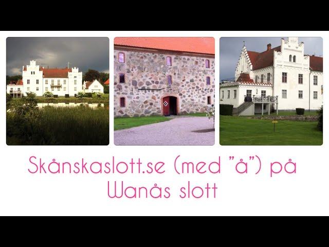 Bild från Wanås slott och skulpturpark