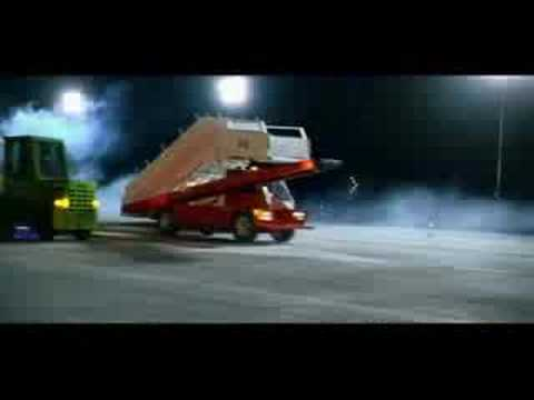 Cadbury Dairy Milk - Airport Trucks Advert video