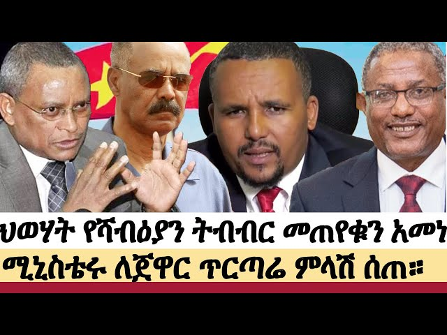 Ethiopia: Shabia finally accept the got some help from TPLF