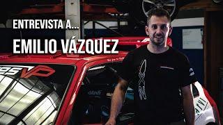 Entrevista a Emilio Vázquez | Info Rally Motor