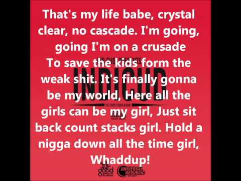Kid Cudi - King Wizard (lyrics On Screen)