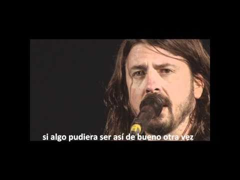 Foo Fighters live everlong español HD 1080p