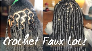 Download Lagu My First Time Doing Crochet Faux Locs + Why I Hated Them ! Gratis STAFABAND