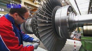 Le nuove maxiturbine di Ansaldo Energia nascono e salpano a Genova