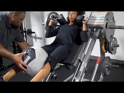 Sanya Richards-Ross videoblog 1 2010