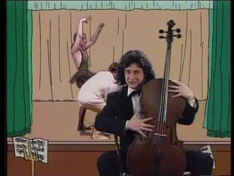 Как довести до оргазма виолончель :)