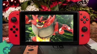 The First Things to do with your Brand New Nintendo Switch