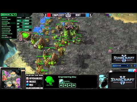 Complexity vs ROOT - 2v2 Hots KoTH