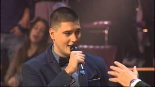 Slavko Banjac i Ljubomir Perucica - Splet (LIVE) - FS - (TV Prva 26.11.2014.)