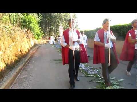 Prociss�o S. Jo�o, Bustelo, Aguada de Cima - 2012