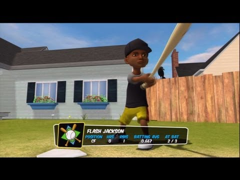 Flash Jackson JUNIOR! - Backyard Baseball