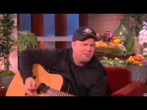 Garth And Ellen Sing Along On Ellen Show video