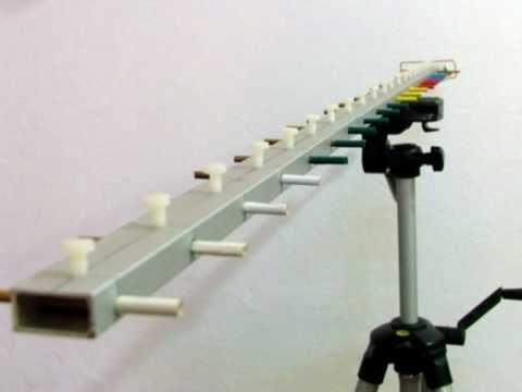 Modular WiFi YAGI UDA long range antenna