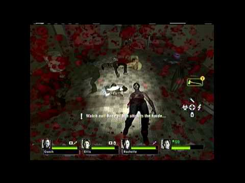 left 4 dead 2 - down with the sickness