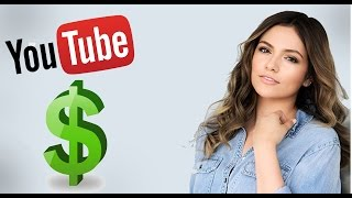 How much does Bethany Mota make on Youtube