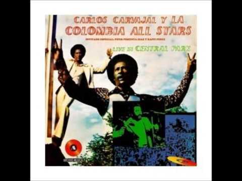 Carlos Carvajal y la Colombia All Stars live in Central Park (1978)
