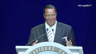 Farrakhan explains why Trump became President & the plot against his life!