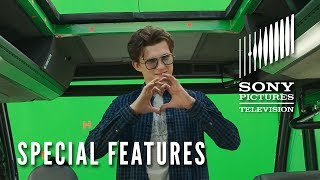 SPIDER-MAN: FAR FROM HOME - Blu-ray and Digital SPECIAL FEATURES PREVIEW
