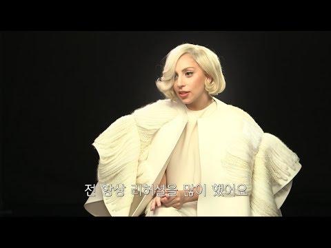 [한글자막] 레이디가가 인터뷰 (2013/11/29)
