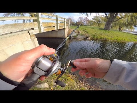Mini Bass Rod Challenge FAIL