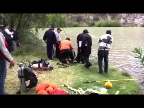 Rescatan cuerpos de 3 estudiantes ahogadas en presa de Hida