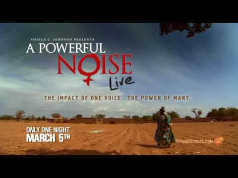A Powerful Noise Live is listed (or ranked) 23 on the list The Best Sarah Michelle Gellar Movies
