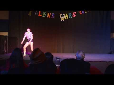 Tauranga Girls College TALENT WARS 2013 Lip Synch WINNER